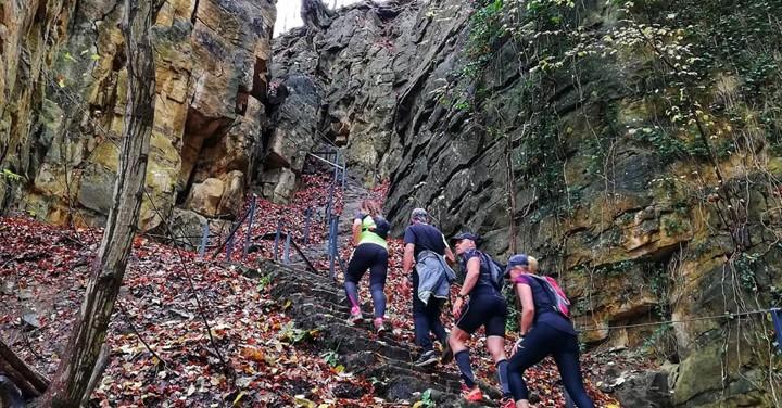 Séjour Trail Mullerthal - niveau 2