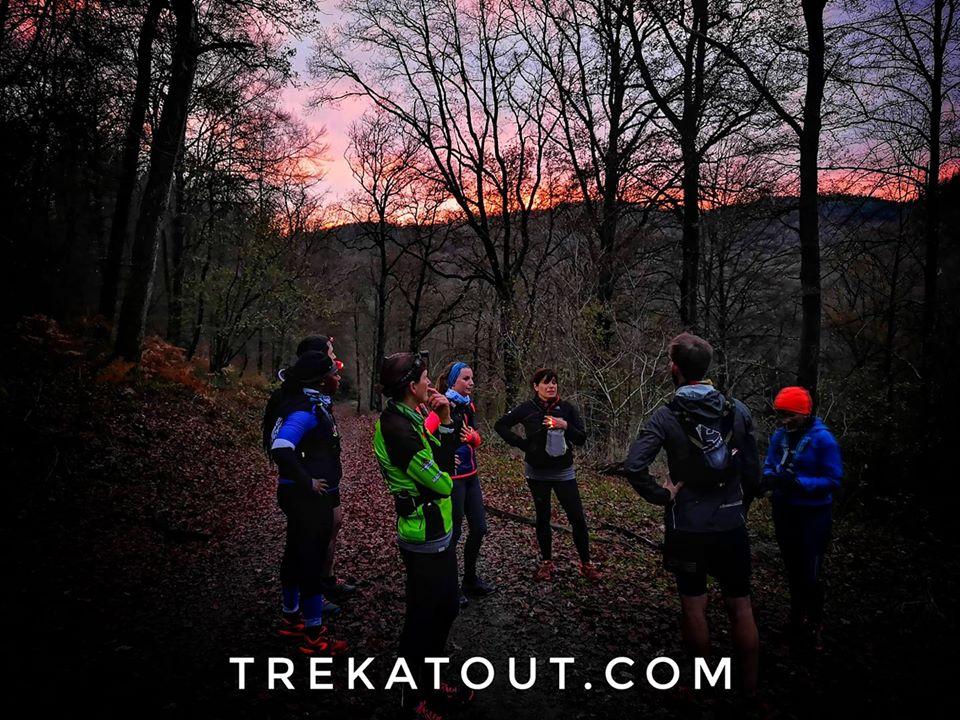 Séjour Trail Bouillon - niveau 1