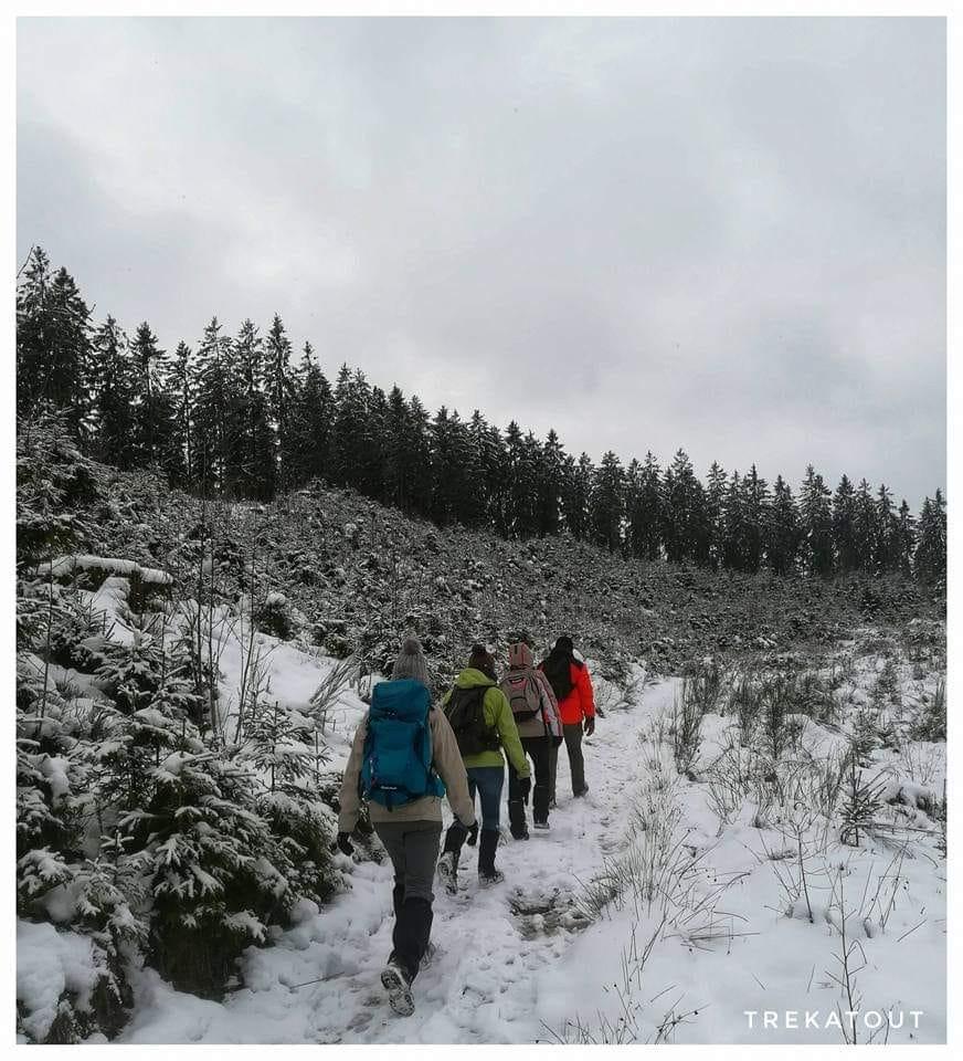 WE Rando dans les Vosges