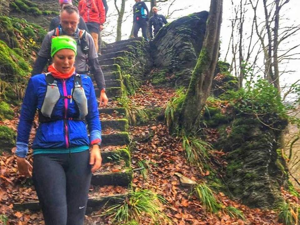 Séjour Trail Champlon - niveau 1 Initiation
