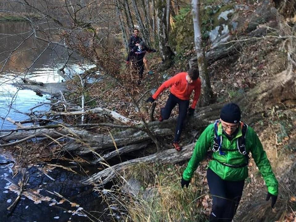 Séjour Trail Champlon - niveau 2 Progression