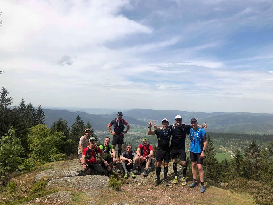 Séjour Trail Vosges - Niveau 2