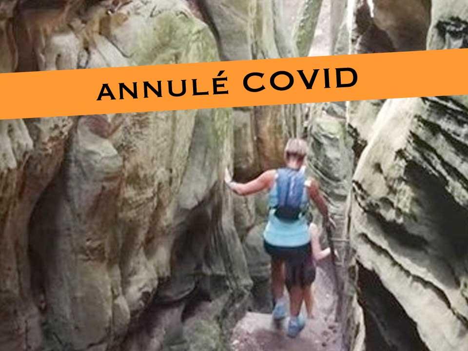 Séjour Trail Mullerthal - Niveau 1
