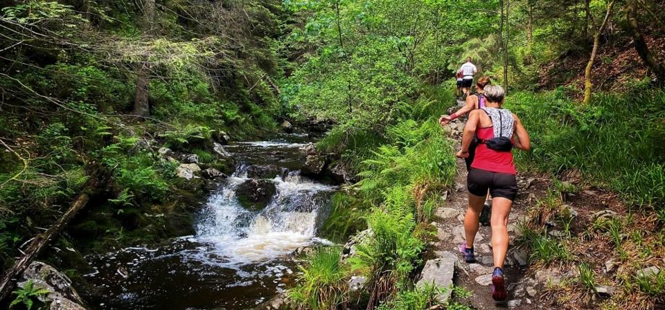 Séjour Trail Malmédy - Niveau 1
