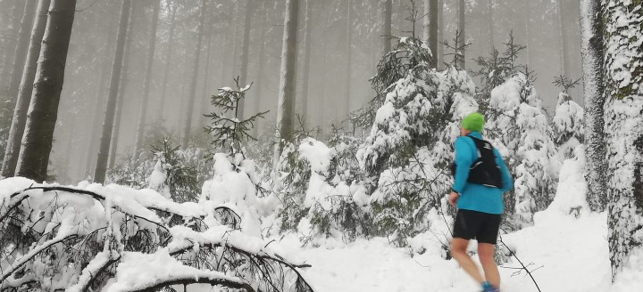 Séjour Trail Blanc - Vosges